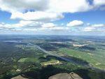 Segelfliegen, Nationalpark Unteres Odertal